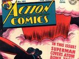 Action Comics Vol 1 101