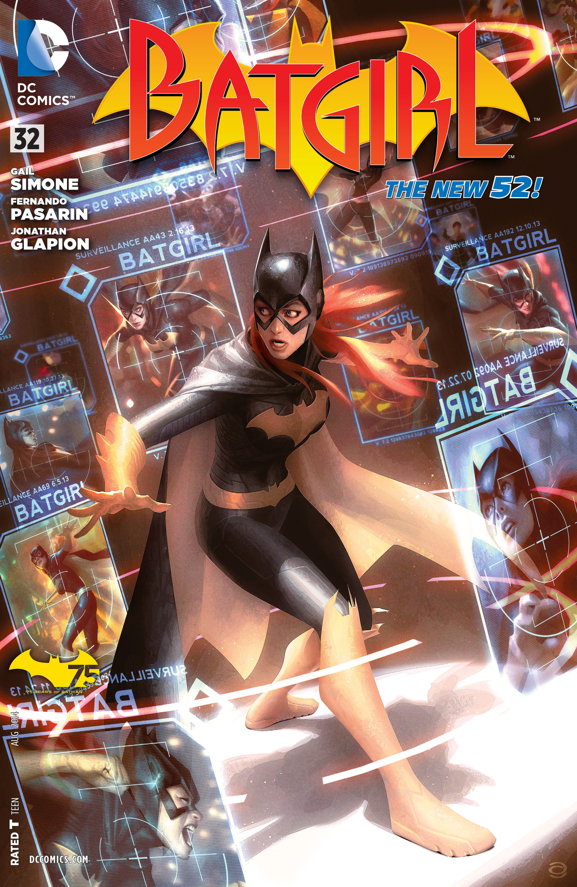 Batgirl Vol 4 32 | DC Database | FANDOM powered by Wikia