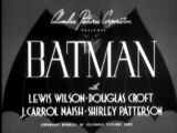 Batman (1943 Serial) Episode: The Electrical Brain