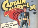 Captain Marvel, Jr. Vol 1 26