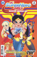 DC Super Hero Girls Wonder Woman Day Special Edition Vol 1 1