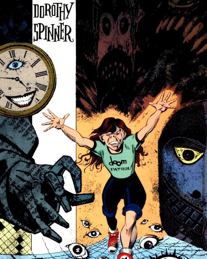 Dorothy Spinner New Earth Dc Database Fandom