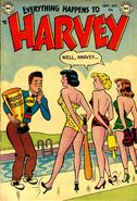 Everything Happens to Harvey Vol 1 1