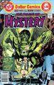 House of Mystery v.1 252