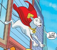 Krypto Scooby-Doo Team-Up 001