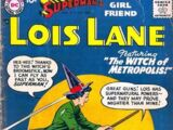 Superman's Girl Friend, Lois Lane Vol 1 1