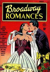 Broadway Romances Vol 1 1