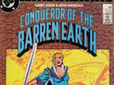 Conqueror of the Barren Earth Vol 1 1