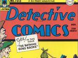 Detective Comics Vol 1 105