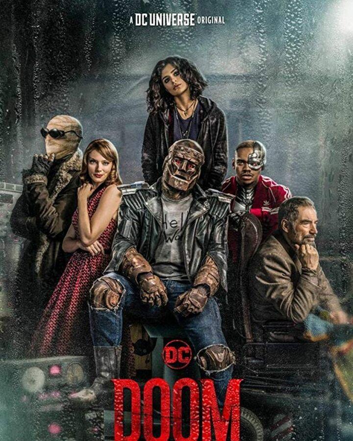 Doom Patrol Tv Series Dc Database Fandom