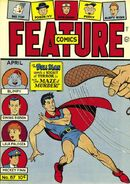 Feature Comics Vol 1 87