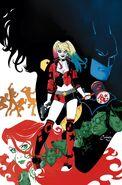 Harley Quinn Vol 3 1 Textless