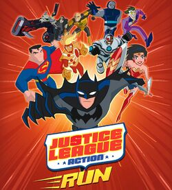 Justice League Action Run 001