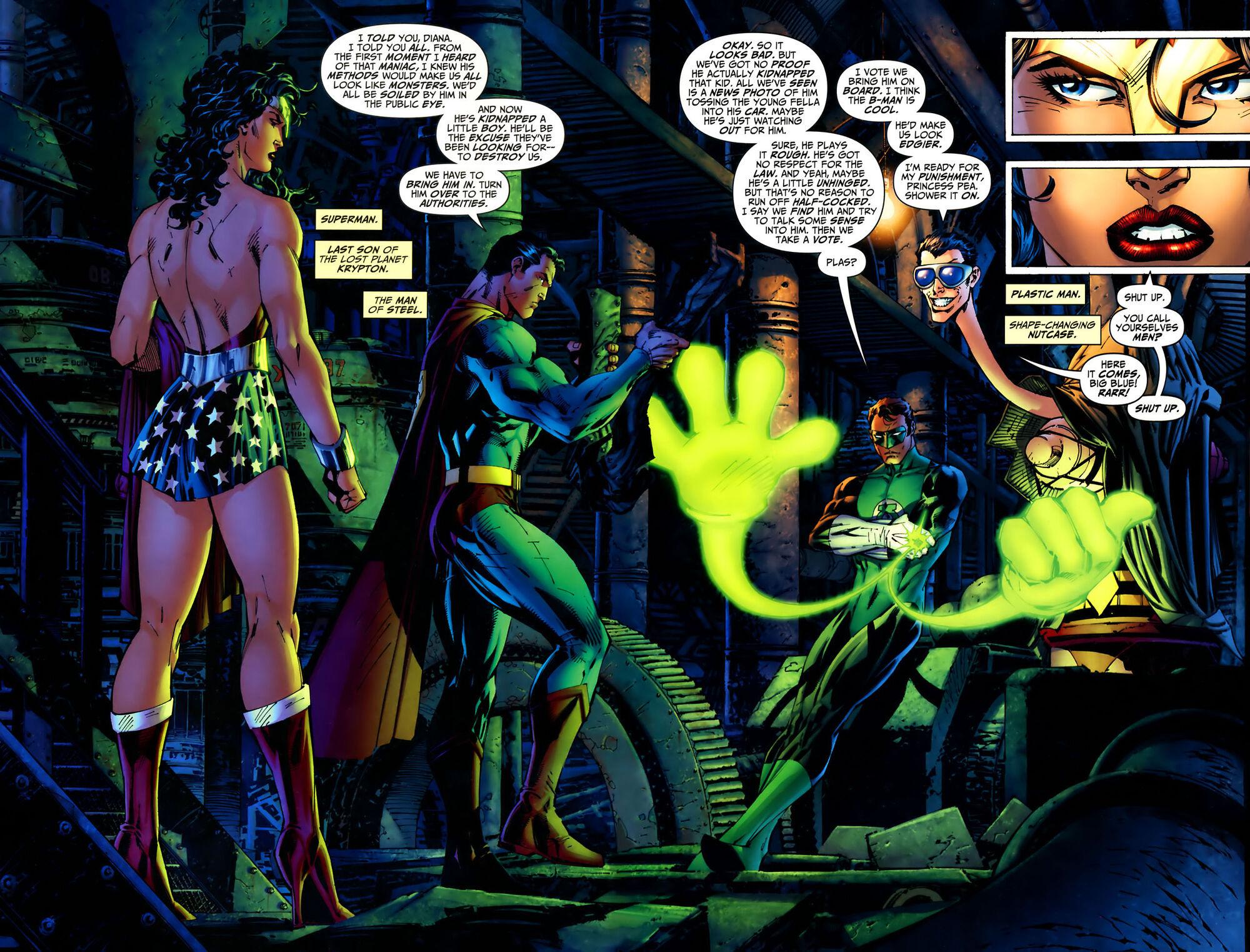 Justice League (Earth-31)/Gallery   DC Database   FANDOM ...