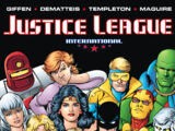 Justice League International: Volume Four (Collected)