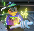 Music Meister Lego Batman 001