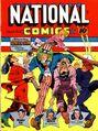 National Comics Vol 1 2