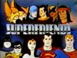Super Friends (TV Series) Episode: Space Racers
