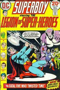 Superboy vs. The Fatal Five