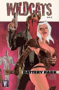Cover for the Wildcats: Battery Park Trade Paperback