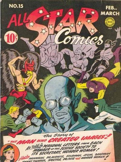 Image result for all star comics 15