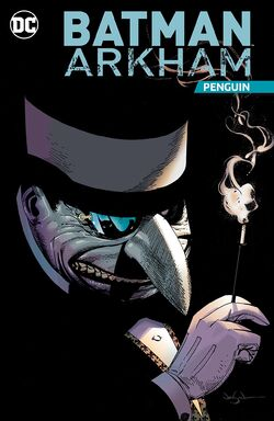 Cover for the Batman Arkham: Penguin Trade Paperback
