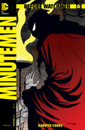 Before Watchmen Minutemen Vol 1 6