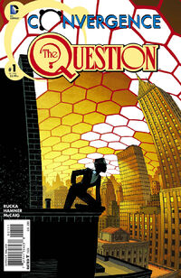 Convergence The Question Vol 1 1