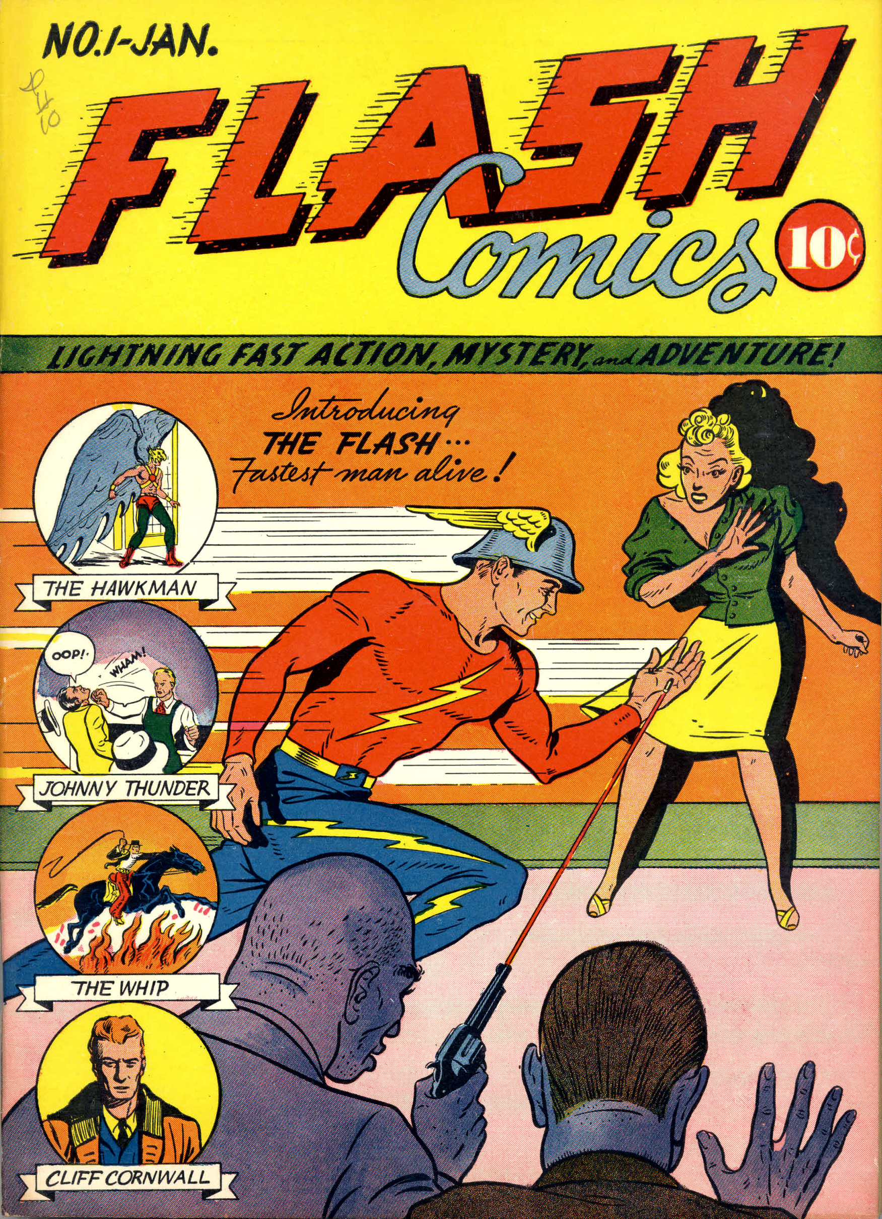 flash comics vol 1 1 dc database fandom powered by wikia