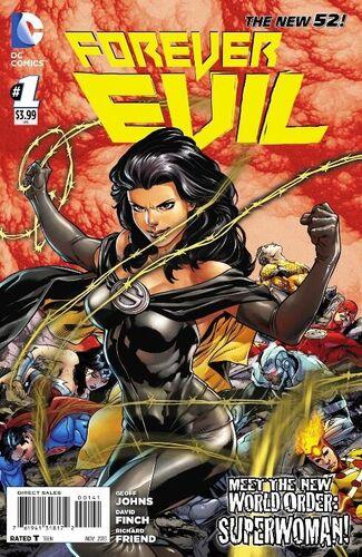 [[Ivan Reis|Reis]] Superwoman Variant