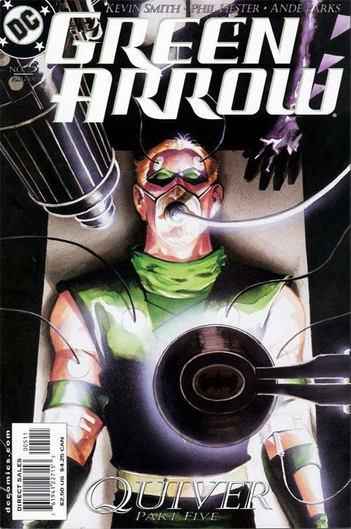 Green Arrow Vol 3 5 Dc Database Fandom Powered By Wikia