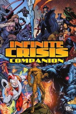 Cover for the Infinite Crisis Companion Trade Paperback