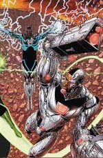 Cyborg vs. the Murder Machine