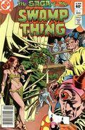 Swamp Thing Vol 2 7