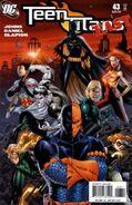 Teen Titans v.3 43