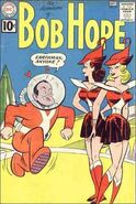 Adventures of Bob Hope Vol 1 70