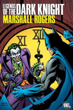 Cover for the Batman: Legends of the Dark Knight - Marshall Rogers Trade Paperback