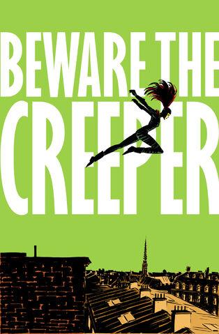 File:Beware The Creeper Vol 2 1 Textless.jpg