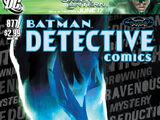 Detective Comics Vol 1 877