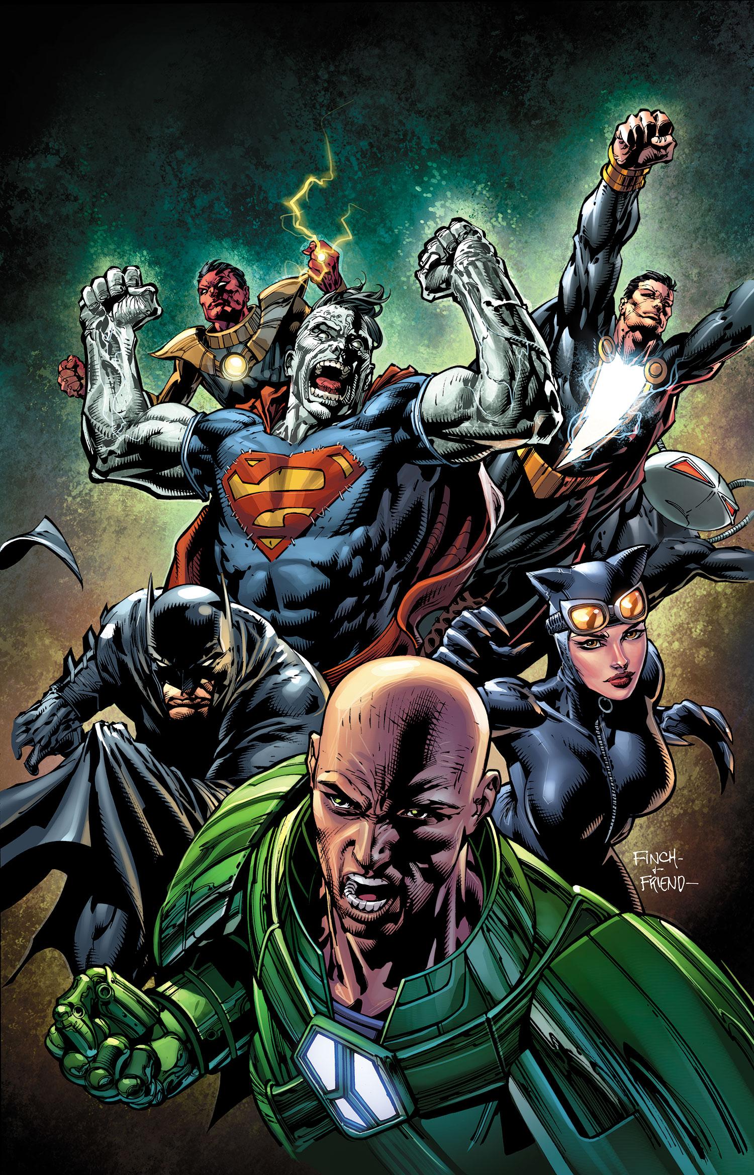 Forever Evil | DC Database | Fandom