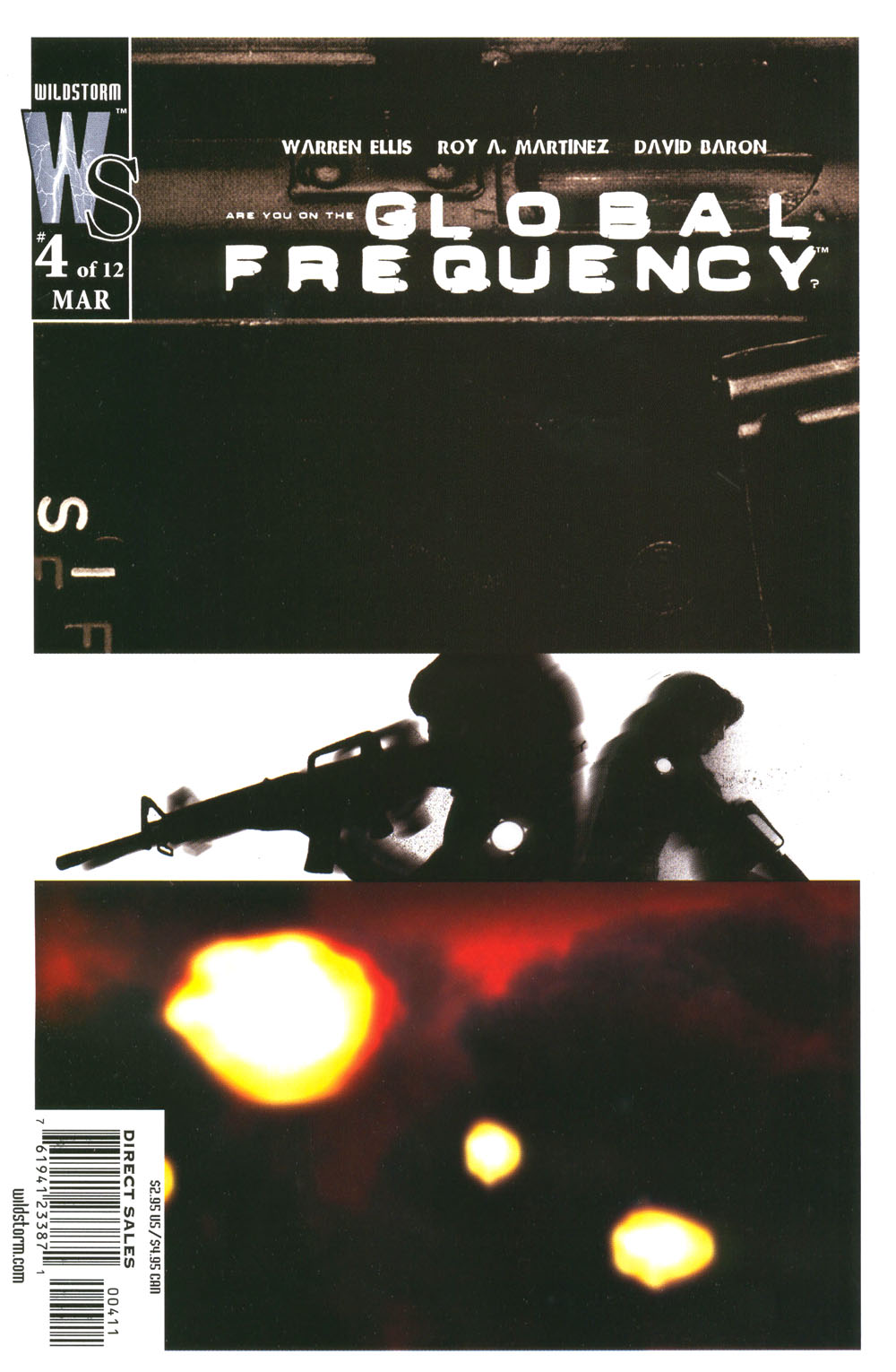 Global Frequency Vol 1 4