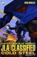 JLA Classified Cold Steel Vol 1 2