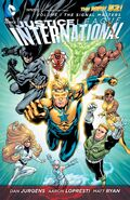Justice League International The Signal Masters TPB