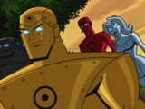 Metal Men (The Brave and the Bold)