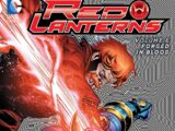 Red Lanterns: Forged in Blood (Collected)
