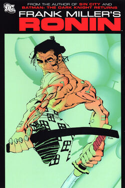 Cover for the Ronin Trade Paperback