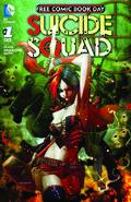 Suicide Squad FCBD Vol 1 1