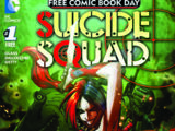 Suicide Squad FCBD Edition Vol 1 1
