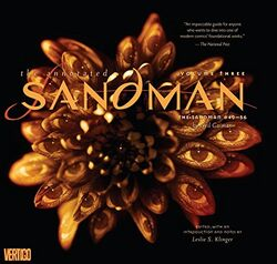 Cover for the The Annotated Sandman Vol. 3 Trade Paperback