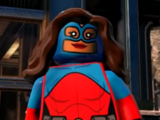 Rhonda Pineda (Lego Batman: Earth 3)